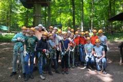 Zomerkamp scouts klimdag