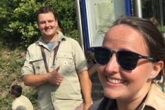 Zomerkamp scouts Luxemburg dag