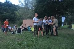 Zomerkamp scouts Wiltz dag